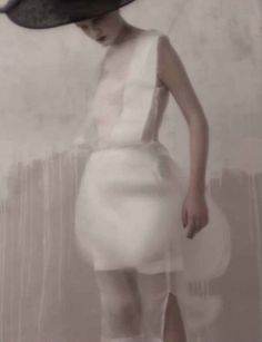 Sarah Moon – Vogue Turquie . 2012