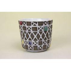 Upsala Ekeby - Ingrid Atterberg CORSO ceramic cup
