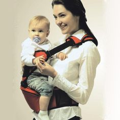 3 in 1 Upgrade Unisex Baby Hip Seat toddler Carrier With Safe Single Strap Red by RY ** Click image to read more details. Rock N Play Sleeper, Baby Backpack, Best Baby Carrier, Baby Wraps, Unisex Baby, 1 Piece, New Baby Products, Children, Suspenders