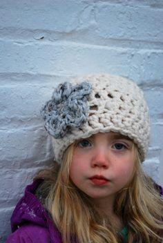 Sombrero+del+ganchillo+niñas++niños+por+AshleyLillisHandmade,+$30.00