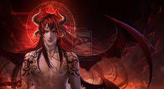 Diablo by sakimichan.deviantart.com on @deviantART