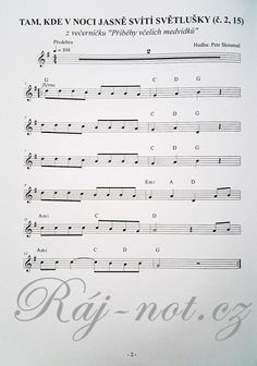 Kouzelná večerníčková flétna + CD Piano Music, Sheet Music, Note Sheet, Music Notes, Pre School, Preschool Activities, Flute, Education, Learning