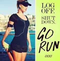 Some Monday Motivation by Lorna Jane!