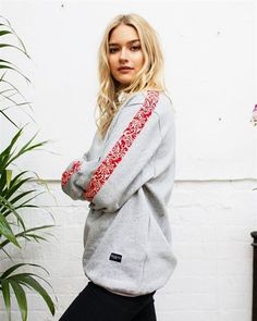 #AlmadeAce takes the sweatshirt game to a whole new level, stiching their pieces…
