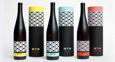 South African wine packaging - WYNArt and design inspiration from around the world – CreativeRoots