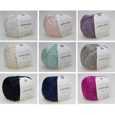 Rico-Design Essentials Cotton Glitz dk 50 g zum Häkeln und Stricken