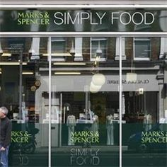 Marks and Spencer - department store that has great food department