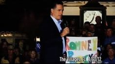 Mitt Romney's not the solution.   He's the problem.  VIDEO