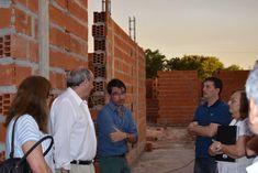 Una gran obra se levanta para la ampliación del hospital San Martín de nuestra ciudad