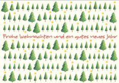 Weihnachtskarten und Spendenkarten mit Festlichem Aussehen bei Hanra.de