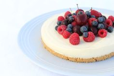 Fridge cheesecake with berry and radial toppings http://www.yuppiechef.co.za/spatula/cheesecake-with-pomegranate-elderflower-syrup-and-berries/?utm_medium=email_campaign=Hot%20Products%20Latest%20Products_content=Hot%20Products%20Latest%20Products%20CID_afb6a079a5fb65dd2c27646faa651bb1_source=EmailMarketingSoftware_term=Cheesecake%20with%20pomegranate%20%20elderflower%20syrup#