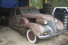 Pin On Auto Archaeology A K A Crusty Clunkers