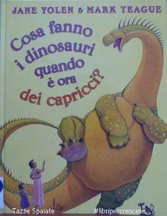 Mamma Aiuta Mamma: Libri per crescere: Cosa fanno i dinosauri quando ...