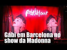 Acompanhe a saga da estrangeira Gabi que foi até Barcelona para assistir a dois shows da Madonna! Turnê Rebel Heart Tour - 2015. Ela mostra todos os passos n...
