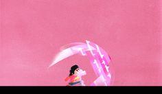 Steven Universe on Behance