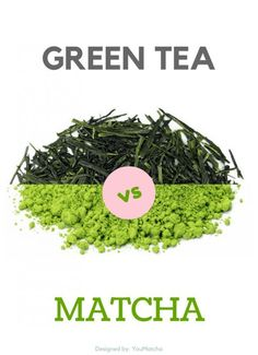 There are distinct differences in the way matcha tea looks, is prepared and served, in comparison with loose green tea.  High quality matcha is softer tasting and far more delicious than typical green tea.