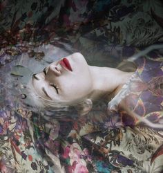 Poetic Painting-like Series of Portraits Photography – Fubiz Media