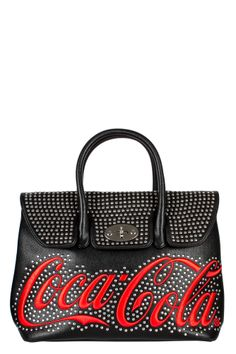 MIA BAG - BIG BAG - 231128 - BLACK - COMME TOI - 273€ - http://www.commetoi.it/eshop/index.php?id_lang=8