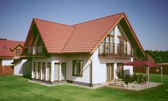 timber frame house uk - Google Search