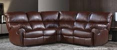 Won't it be trendy placing brown leather sofa especially offered by Leather Sofa Land in your living room? Yes! Definitely it would and that's too when you can avail them at affordable rate with quality assurance.