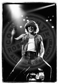 ACDC - Brian Johnson. What an Amazing Bloke.