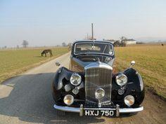 Bentley MK VI - 1947 Antique Cars, Vintage Cars