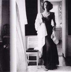 Suzy Parker, 1951  By Lillian Bassman