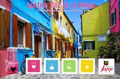 ¿Sabías que la Pintura Multisuperficies con Aroma AGATHA RUIZ DE LA PRADA se puede utilizar también en exteriores...?...