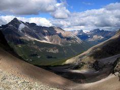 Yoho National Park. Canada