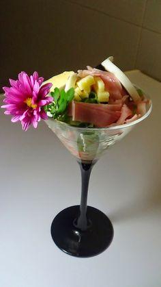 dicas e truques na cozinha: receita de salada de frango á chef  gourmet