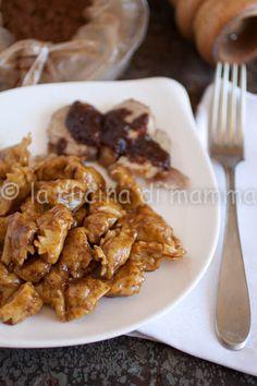 la cucina di mamma: Raviòle del plin al maiale e riduzione di liquirizia