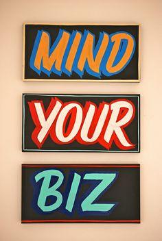 Mind Your Biz - Dan Madsen