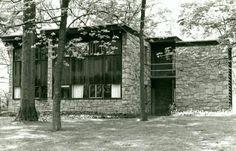 The Sprinza Weizenblatt Residence, Marcel Breuer 1941