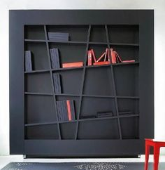 Best DIY Furniture & Shelf Ideas 2017 / 2018 ligne Roset Bookcase -Read More – Bookshelf Design, Bookcase Shelves, Bookcases, Shelving Units, Modern Shelving, Ligne Roset, Wood Furniture, Modern Furniture, Furniture Design