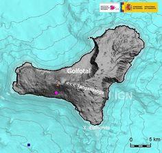 Neue Erdbeben unter El Hierro