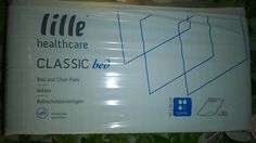 Lille Healthcare Classic Bed Pad Super for sale online Bed Pads, Chair Pads, Latex, Health Care, Personalized Items, Classic, Shop, Ebay, Derby