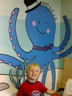 Section of 'Under The Sea' mural