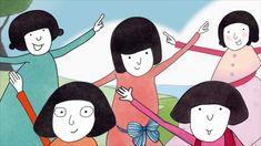 謝欣芷- 幸福的孩子愛唱歌- 手指運動 / Kim Hsieh- Happy Children, Happy Singing