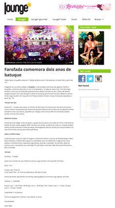 Farofada comemora dois anos de batuque
