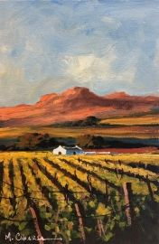 Landscape Paintings Oil Painting - Vineyard Scene by Mauro Chiarla Art Portfolio, Landscape Paintings, Vineyard, Scene, Oil, Vine Yard, Landscape, Vineyard Vines, Landscape Drawings