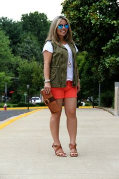 Fashion Friday: Militar Vest | CBBlogers