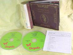 CD/Japan- JETHRO TULL Living In The Past 2CDs SET w/OBI RARE mini-LP w/HARDCOVER #ProgressiveRock