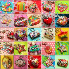 ★ My YUMMY Creations! ★ ♥ Resin charms filled with candy sprinkles! I can't wait to try some of these.Resin charms filled with candy sprinkles! I can't wait to try some of these. Diy Resin Crafts, Crafts To Sell, Diy And Crafts, Arts And Crafts, Stick Crafts, Uv Resin, Resin Art, Acrylic Resin, Candy Jewelry