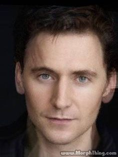 This is a morph of Tom Hiddleston and Richard Armitage. Warning!! Fangirls, you may cry in delight.