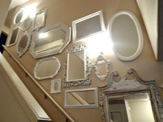 Not So Shabby - Shabby Chic: Mirror mirror on the wall