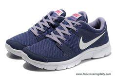 525754-001 Run Purple Navy White Womens Nike Flex Experience Run Sale