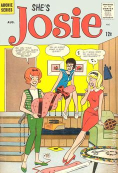 Josie and the Pussycats Comics | Josie and the Pussycats (1963 1st Series) comic books