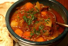 Beef Stew / Tocana de vita :: Romanian Food Recipes