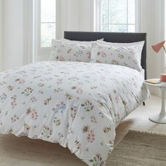 db912c1dea00 Cath Kidston Scattered Pressed Flowers Duvet Cover from Palmers Department  Store Online