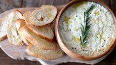 Weekend Recipe: Baked Olive Oil & Lemon Zest Ricotta